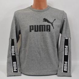Bluza Puma Amplifted Crew FL - 580429 03
