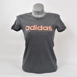 Koszulka Adidas W E Lin Slim T - EI0696