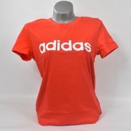 Koszulka Adidas W E Lin Slim T - DU0631