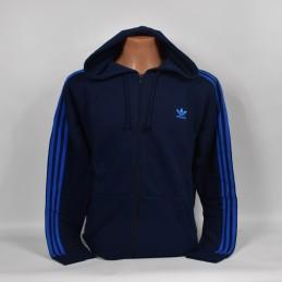 Bluza dresowa Adidas 3-Stripes FZ - EK0259