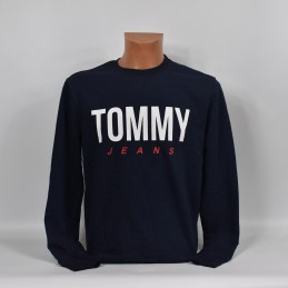 Bluza Tommy Jeans Essential Logo Crew - 968470