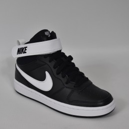 Buty juniorskie Nike Courth Borough Mid 2 ( GS ) - CD7782 010
