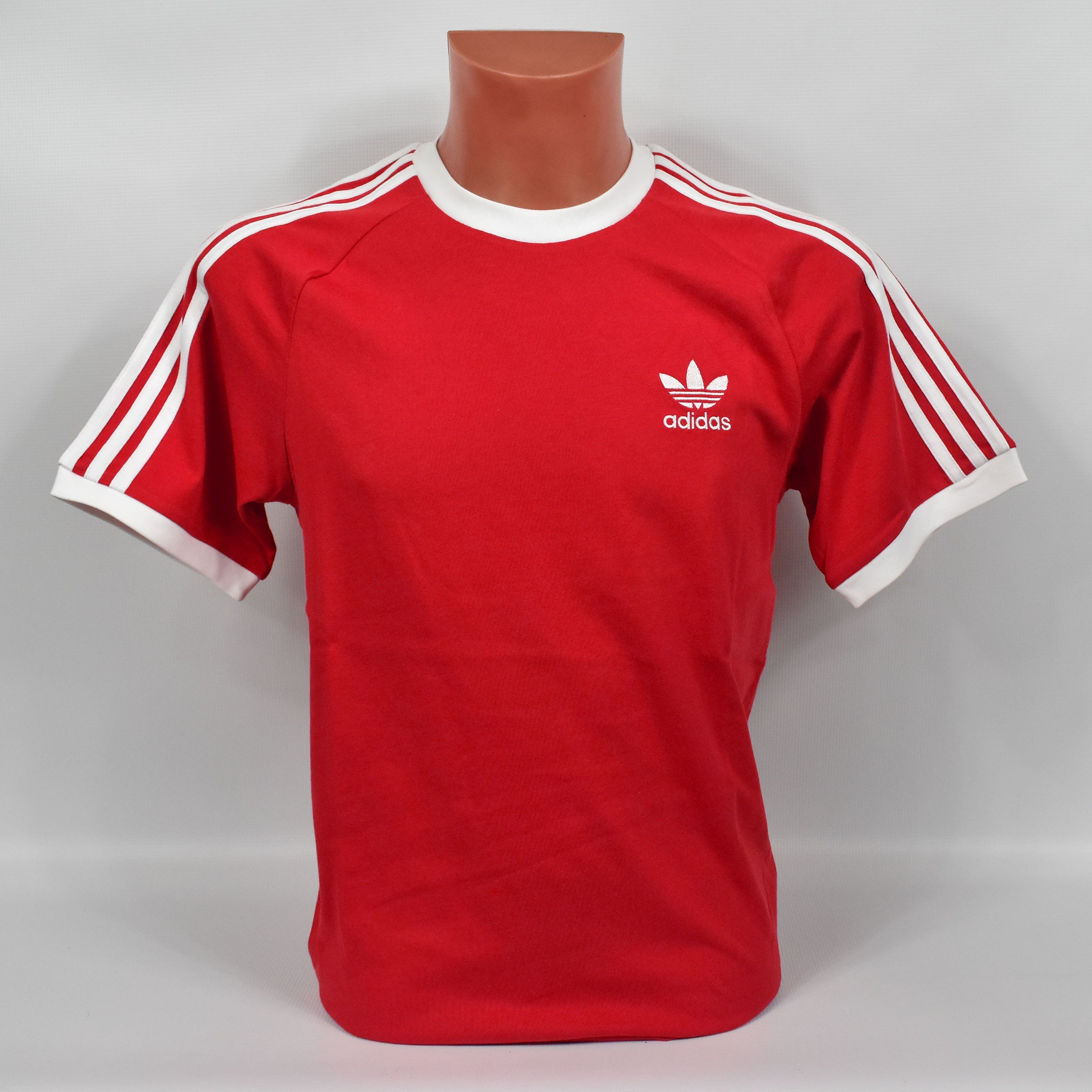 Koszulka męska Adidas 3 Stripes - FM3770