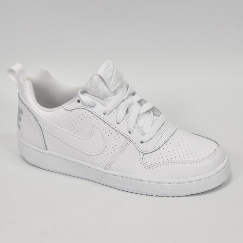 Buty Nike Court Borough Low GS 839985 100