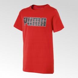 Koszulka Puma Hero Tee Fame Scarlet - 850118-42
