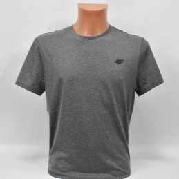 Koszulka sportowa męska 4F - NOSH4-TSM003 24M-M