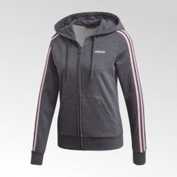 Bluza damska Adidas W Essentials 3S FZ HD - DU0657