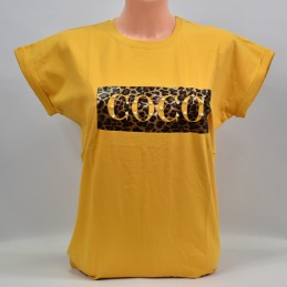 Damska bluzka Coco - muszt 8992