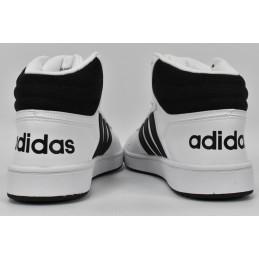 Męskie buty sportowe Adidas Hoops 2.0 MID - BB7208 - 2
