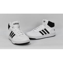 Męskie buty sportowe Adidas Hoops 2.0 MID - BB7208 - 5