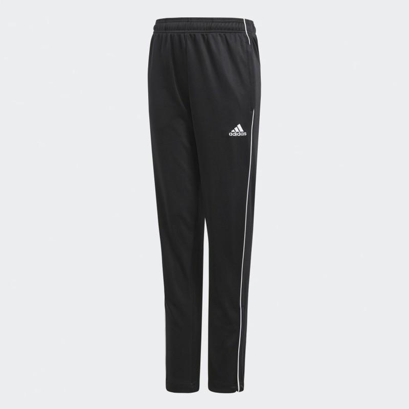 Spodnie dresowe młodzieżowe Adidas Core18 Training Pant - CE9034 - 1
