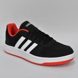 Buty damskie Adidas Hoops 2.0 K - B76067 - 1