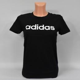 Koszulka damska Adidas W E Lin Slim T - DP2361 - 1