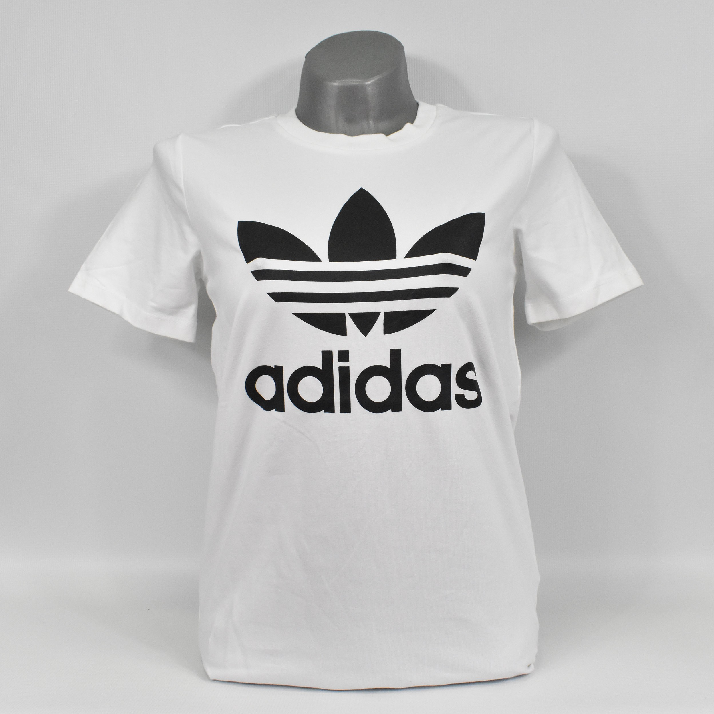 Koszulka damska Adidas Originals Trefoil - FM3306 - 1