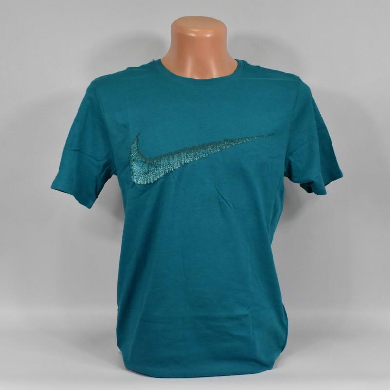 Koszulka męska Nike Hangtag Swoosh - 707456-467 - 1