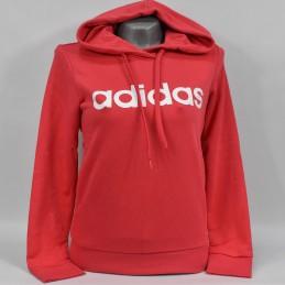 Bluza damska Adidas W Linear Over Head Hoodie - FM6440 - 1