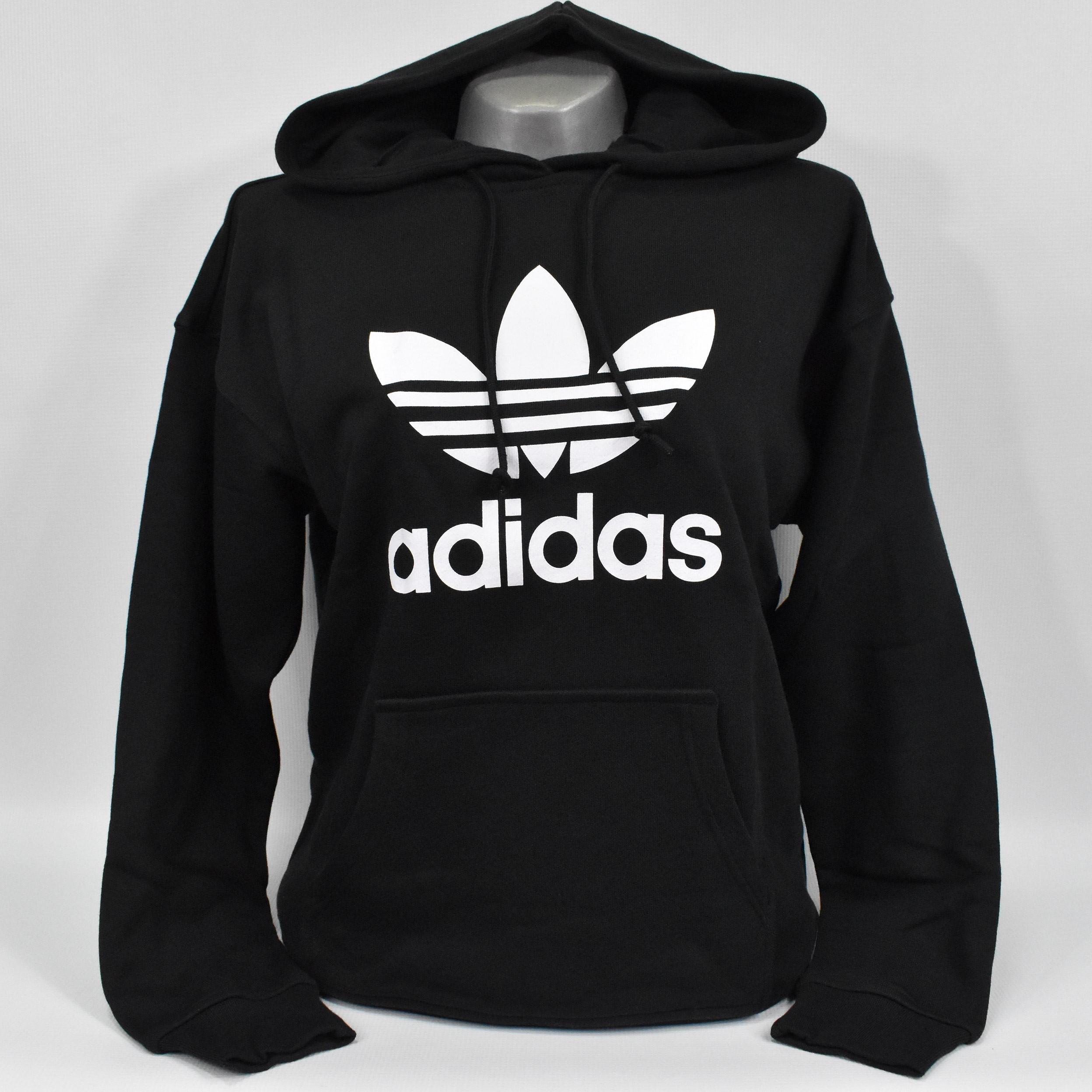 Bluza damska Adidas Trefoil Originals Hoodie - FM3307 - 1