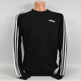 Bluza męska Adidas E 3S Crew FT - DQ3083 - 1