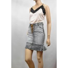 Spódnica jeansowa Jin jeans Jillian - 1
