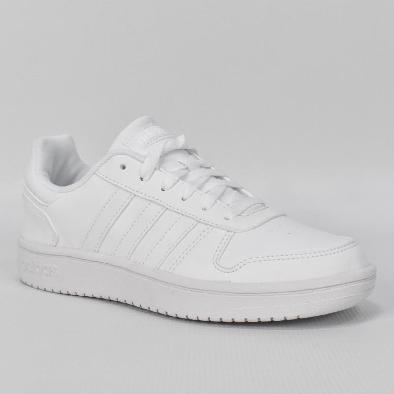 Buty młodzieżowe Adidas Hoops 2.0 K - F35891 - 2