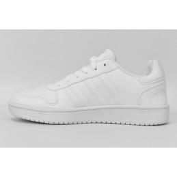 Buty młodzieżowe Adidas Hoops 2.0 K - F35891 - 3