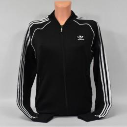 Bluza damska Adidas 3 Stripes SS TT - FM3288 - 1