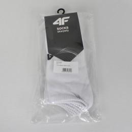 Skarpetki białe 4F - H4L20-SOM001 10S - 2