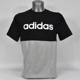 Koszulka młodzieżowa męska Adidas YB Lin CB T - GD6332 - 1