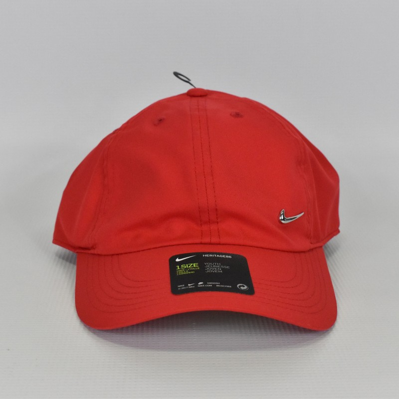 Czapka z daszkiem Nike Youth Heritage - AV8055-657 - 1