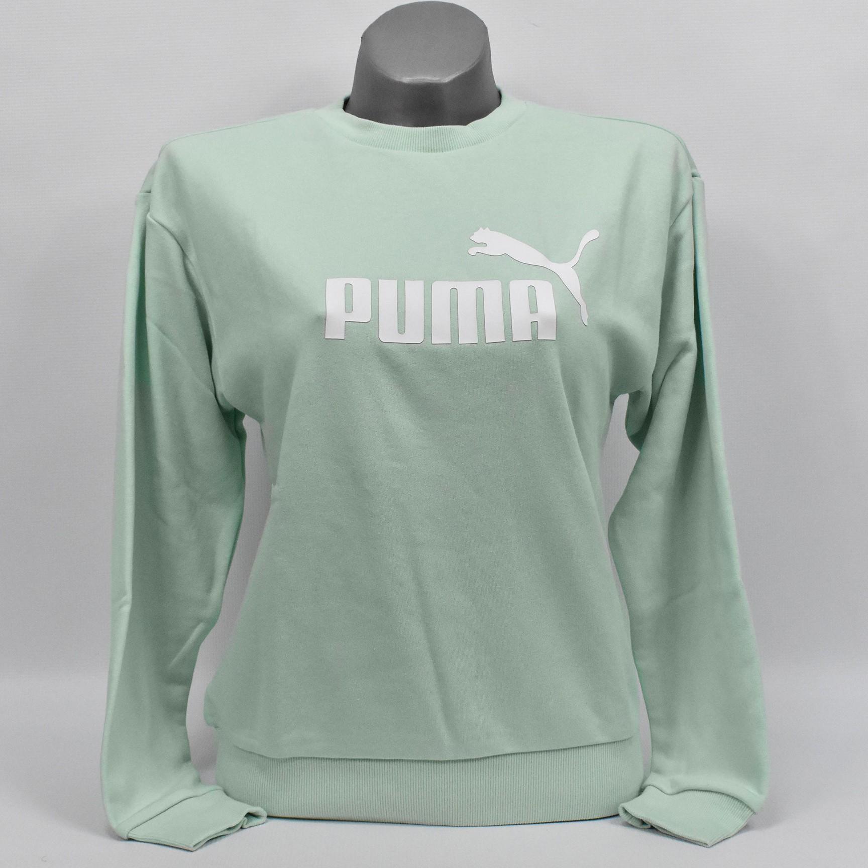 Bluza damska Puma Essentials Crew - 853456 32 - 1