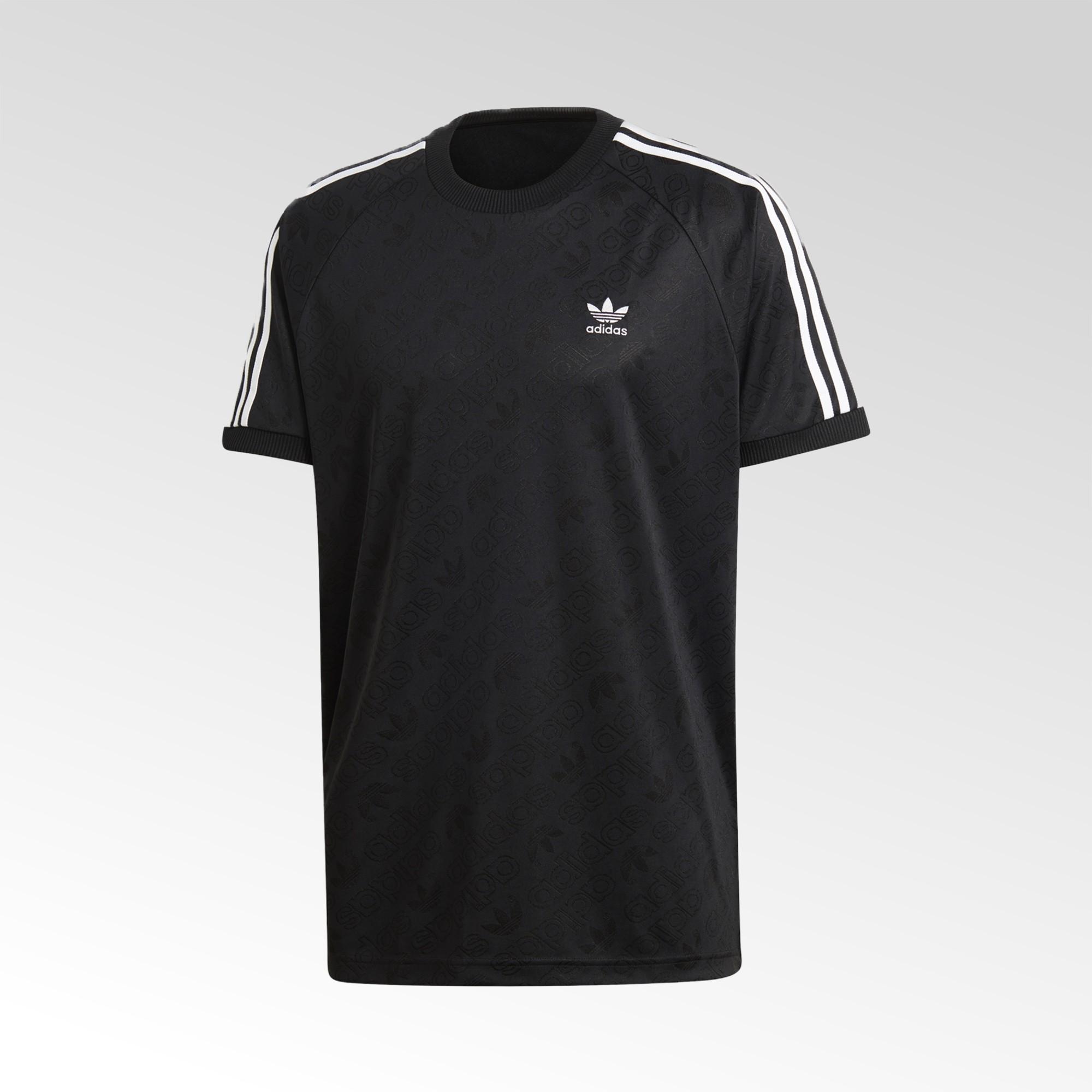 Koszulka męska Adidas Monogram Jersey - ED7038 - 1