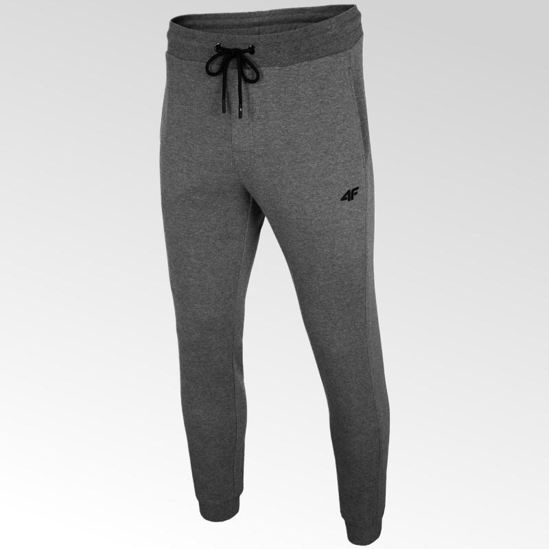 Spodnie dresowe męskie 4F - NOSH4 SPMD001-24m - 1