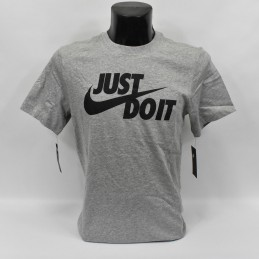 Koszulka męska Nike Tee Just do It Swoosh - AR5006-063 - 1