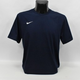 Koszulka męska Nike Team Club 19 granatowa - AJ1504 451 - 1