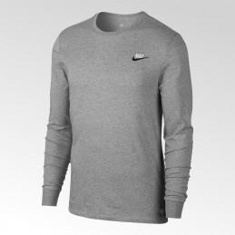 Koszulka męska Nike M Tee LS EMBRD Futura - AQ7141-063 - 1