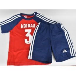 Dres dziecięcy Adidas I Sport Sum Set - FM6398 - 1