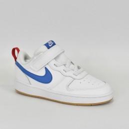 Buty dziecięce Nike Court Borough Low 2 - BQ5453-109 - 1