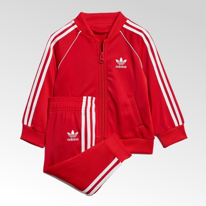 copy of Dres dziecięcy Adidas I Sport Sum Set - FM6398 - 1