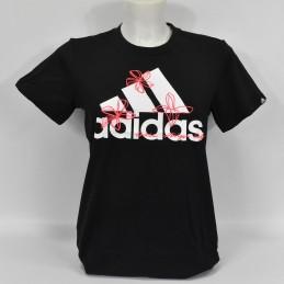 Koszulka damska Adidas W Floral T - GD4989 - 1