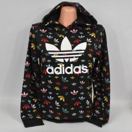 Bluza młodzieżowa Adidas Trefoil - FM4893 - 1