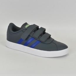Buty młodzieżowe Adidas VL Court CMF C -  FW4955 - 1