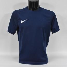 Koszulka męska Nike Dry Park VII JSY SS granatowa - BV6708 410 - 1