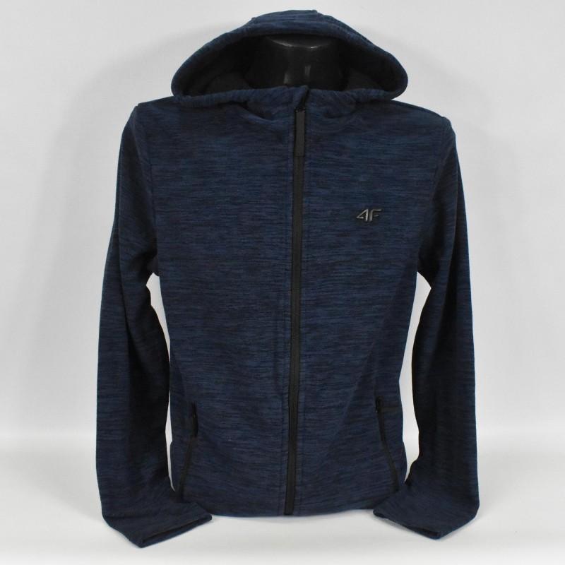 Bluza męska polar 4F - NOSH4-PLM002 30M - 1