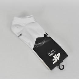 Skarpetki białe 4F - H4Z20-SOM002 10S - 1