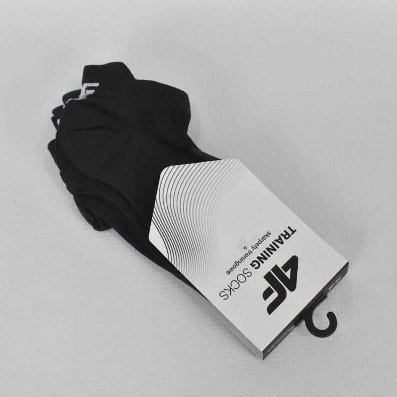 Skarpetki czarne 4F - H4L20-SOD004 20S - 1