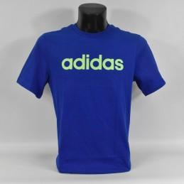 Koszulka młodzieżowa Adidas E LIN Tee - GD6537 - 1