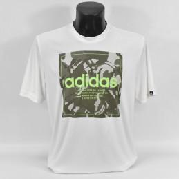 Koszulka męska Adidas Camouflage Box Tee - GD5875 - 1
