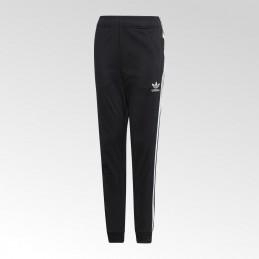 Spodnie dresowe młodzieżowe Adidas Superstar 3-Stripes - DV2879 - 1