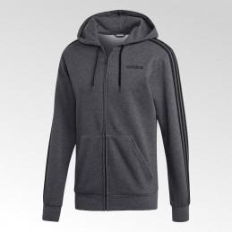 Bluza męska Adidas Essentials 3-Stripes Fleece Hoodie - DX2528 - 1