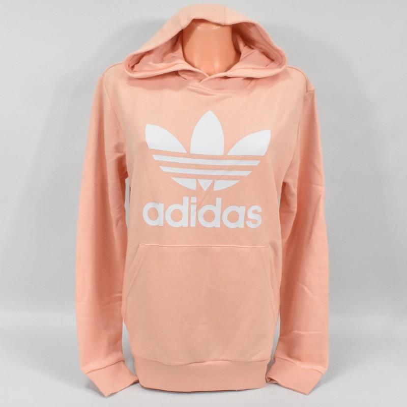 Bluza młodzieżowa Adidas Trefoil Hoodie - GD2712 - 1